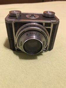 2019 Mode Mimosa Ii 35mm Box Camera Meyer Trioplan 2.9/50 Mm Mit Schnelle WäRmeableitung