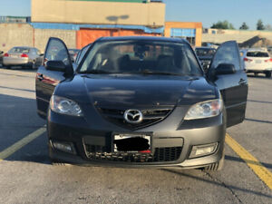 2007 MAZDA 3 GT Fully Loaded