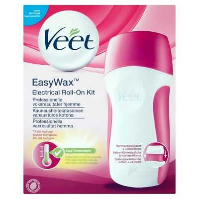 Veet Easywax Electrical Roll On Starter Kit For Legs And Arms