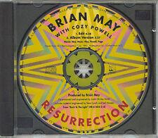 Brian May With Cozy Powell, Resurrection, NEW/MINT RARE U.S. promo CD single
