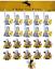 21pcs-CUSTOM-Knight-Minifigures-Military-Army-Soldier-Figure-Minifigure-Blocks thumbnail 5