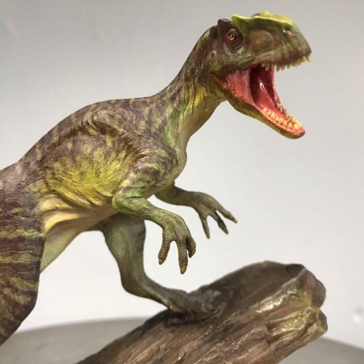 venta al por mayor barato Sen Sen 1 20 20 20 Jurassic Dinosaurio Dino 190 gasosaurus Constructus Resina Estatua  online barato