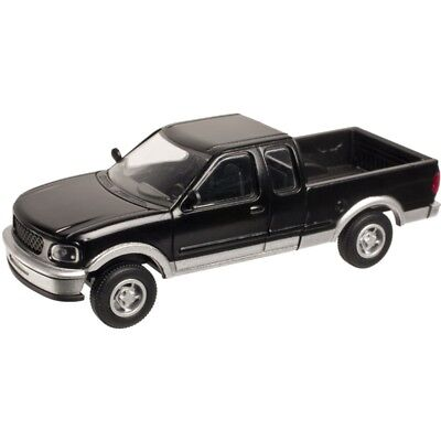 ATLAS #2950 FORD 1997 F-150 BLACK//SILVER 2-Pack N-Scale