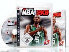NBA 2K9 / 2009  - dt. Version -  ~Playstation 3 Spiel~