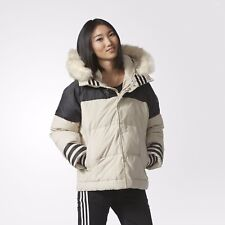 acc7e51faeeb Adidas ORIGINALS WOMEN S FEMININE Down Winter JACKET AY4811 Sz XL  220 NWT