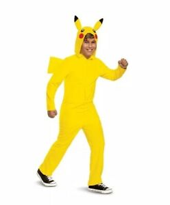 Pokemon Deluxe Pikachu Child Costume