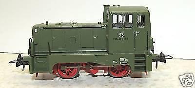 Brawa ho 42602 diesellok Bundeswehr nr 53 nuevo & OVP