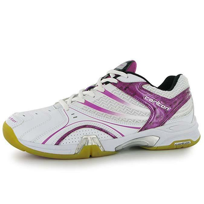 Carlton Airblade Lite Ladies Badminton  shoes Ladies  US 7 REF 4264^