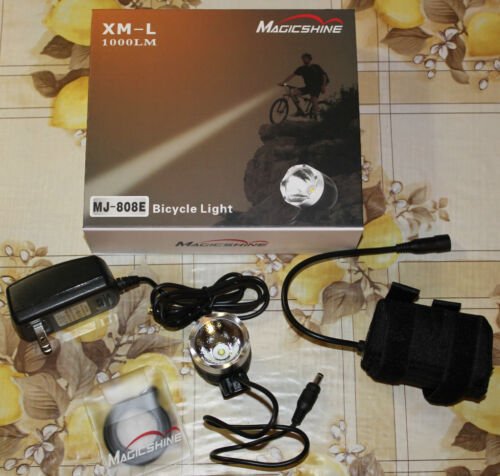2014 new modelMagicShine MJ808E 1000 Bike Light