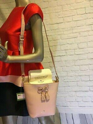 Kate Spade Hayes Street Vanessa Bucket Bag Sienna