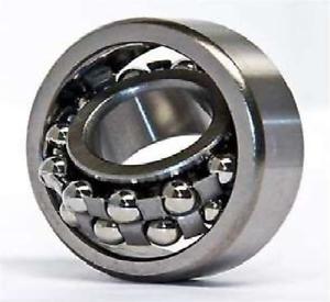 Self Aligning Double Row Bearing C3 1018-1302 Hole Dia 7-25mm Ball Bearing