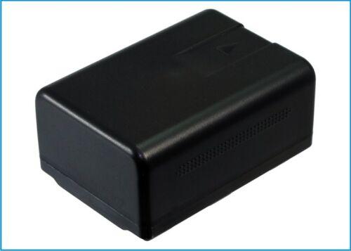 SDR-H85S 3.7V battery for Panasonic HDC-SD60K SDR-S50A SDR-H85 VW-VBK180E-K