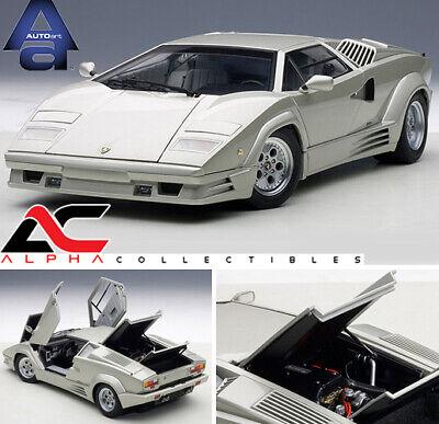 Fujimi 125510 Lamborghini Countach 25° anniversario 1:24 modellismo