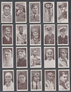 CIGARETTE-CARD-PART-SET-CHURCHMAN-KINGS-OF-SPEED-1939-ID-984-CK140