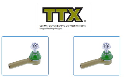 TTX TXES3609 Express // Suburban // Silverado 2 - Front Outer Tie Rod Pair