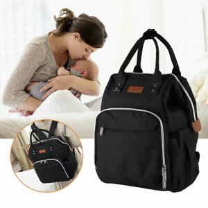 Details zu Kids Wickeltasche Baby Kinderwagen Tasche Windeltasche wasserdicht groß Rucksack