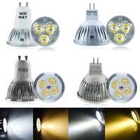 UK 4W 6W GU10 MR16 LED Bulb Spot Light Energy Saving Day Warm White Lamp/G4