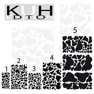 Details Zu Kuhflecken Design Aufkleber Für Auto Möbel Fahrrad Sticker Top Seller