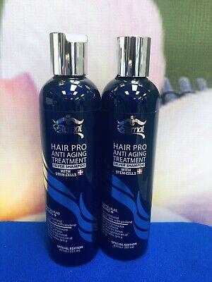 2 Shampoo Bottles Eternal Silver Shampoo With Stem Cells Ebay