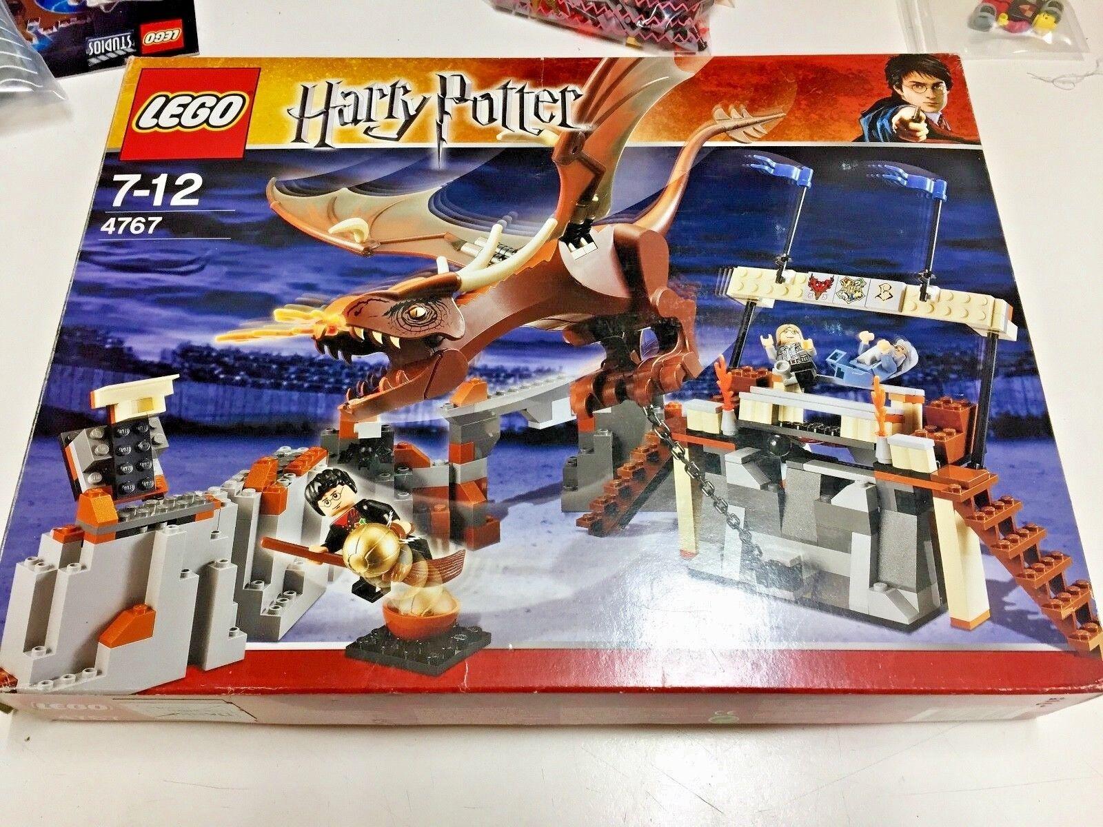 Lego 47687 harry potter completo raro con scatola ed istruzioni