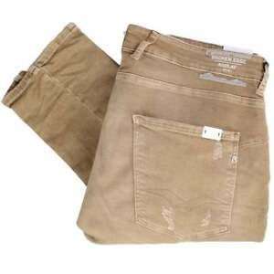 Replay-zaldok-Stretch-Marron-Slim-Fit-Jeans