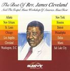 The Best of Rev. James Cleveland [Savoy] by James Cleveland (CD, Aug-1993, Savoy Gospel)