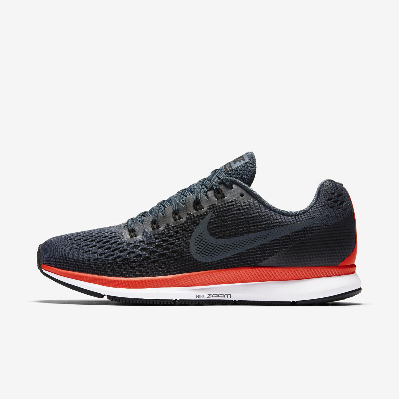 Wmns Nike Air Zoom Pegasus 34 Sz 8-11.5 bluee Fox Crimson 880560-403 FREE SHIP