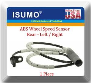 ABS Wheel Speed Sensor Rear Left-Right Fits:OEM#34526762476 BMW 1 328 330 335 M3