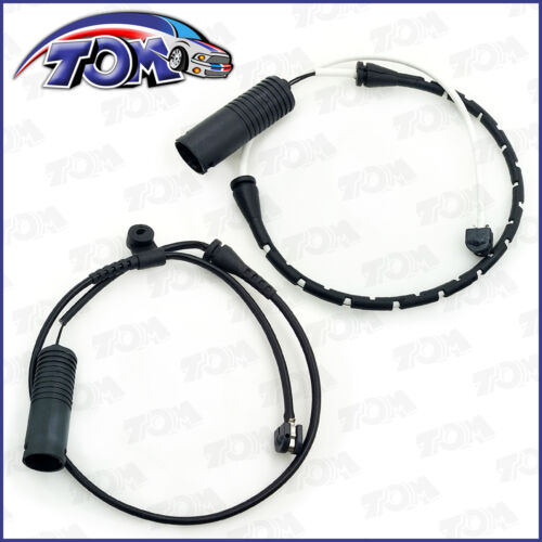 BRAND NEW FRONT AND REAR BRAKE PAD WEAR SENSORS FOR 94-01 BMW 740iL 750iL