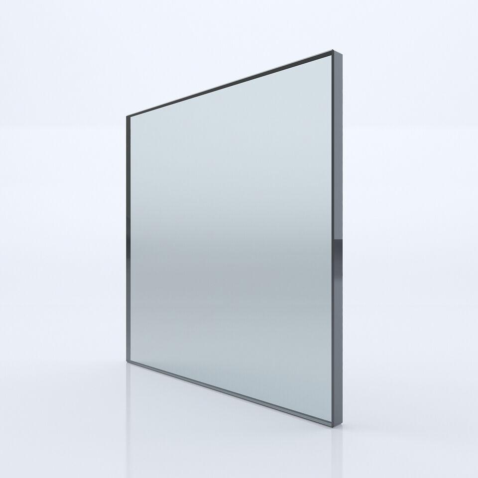 Hærdet, lamineret glas og spejle af højeste kva...