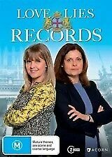 LOVE-LIES-amp-RECORDS-BBC-Series-2-Disc-DVD-Region-4