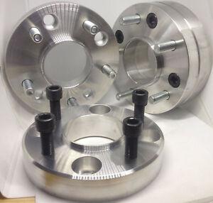 SKODA 5x112 a 5x100 57.1 15mm Hubcentric PCD Adattatori 1 Paio
