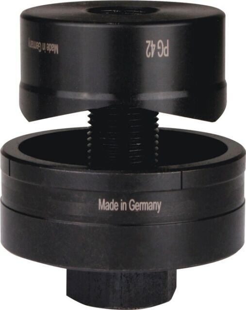 ALFRA Blechlocher MonoCut® D. 54 mm PG 42 für Rohre und Verschraubungen