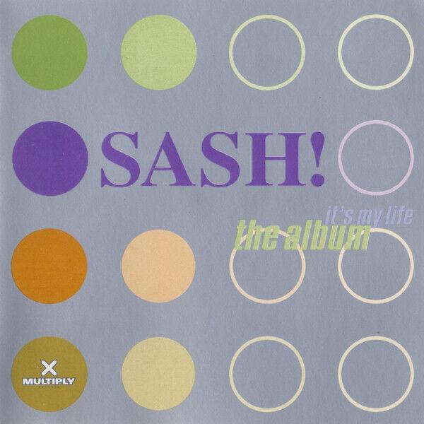 SASH! ~ It's My Life: The Album ~ CD Album ~ EC!