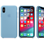 Para-Apple-iPhone-XS-Max-XR-6-7-de-8-PLUS-de-silicona-suave-cubierta-estuche-original-de-Fabricante miniatura 17