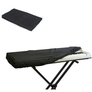Black-Keyboard-Dust-Cover-Waterproof-Dustproof-Storage-Bag-for-61-Key-Piano-New