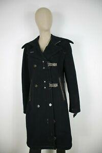 MURPHY-amp-NYE-LANA-WOOL-Cappotto-Giubbotto-Jacket-Coat-Giacca-Tg-L-Donna-Woman-C