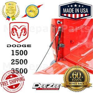 Dodge Ford GMC //Isuzu //Ram //Toyota #DZ86700 Dee Zee-Tailgate Mat for Chevy