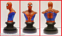 Buste Spider-man Marvel Bust Peter Parker Diamond Select Icons 5000 Ex Neuf