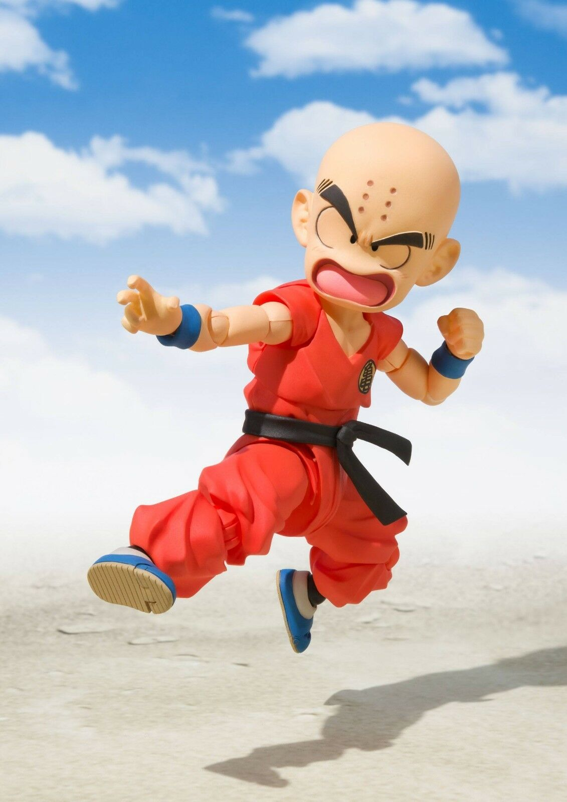 PREORDINE Dragonball S.H. Figuarts Action Figure Krillin  The Early Years