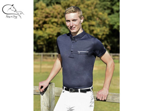 Busse Gents Mens Technical Competition Show Shirt Jumping & Dressage FREE P&P