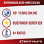 Purolator TECH Air Filter for 2011-2019 Jeep Grand Cherokee Engine Intake rr