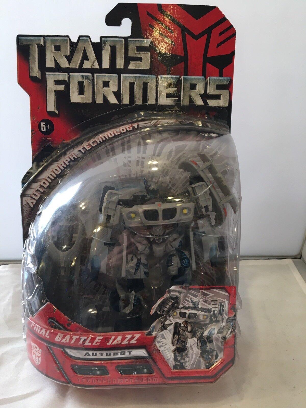Transformers Movie - Final Battle Jazz.