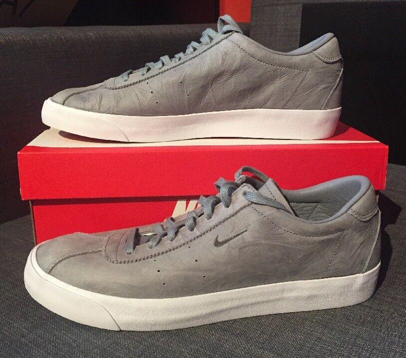 Nike Men Match Classic LX 875794-001 Sole Grey White Orange Sole 875794-001 Size 10 11 8d1c27