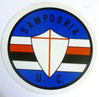 ADESIVO ORIGINALE anni /'80 /_ A.C PERUGIA Calcio cm 9 Old Sticker Vintage