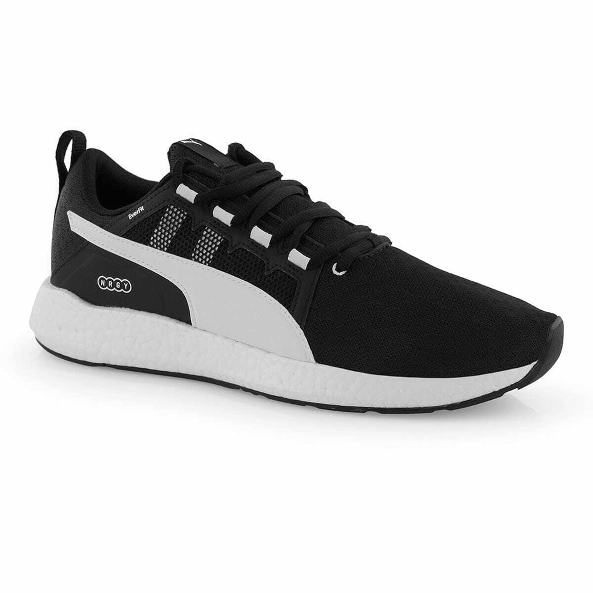 Puma Men's NRGY Neko Turbo Lace Up Fashion Sneaker