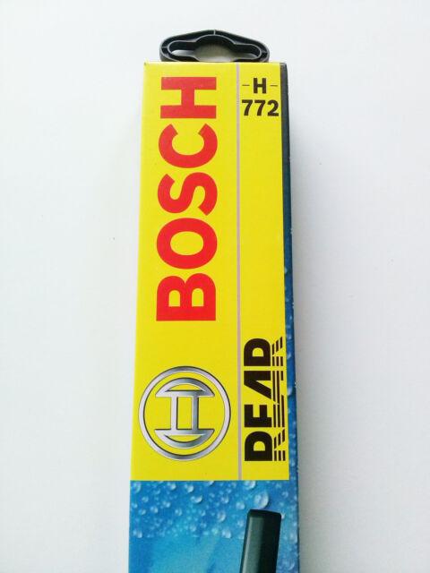 Bosch Limpiaparabrisas 3397004772-4UE Trasero H772
