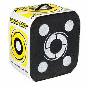 Block-Targets-B61210-Black-Hole-4-Sided-Arrow-Shooting-Portable-Archery-Target