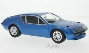 IXO-18CMC012-ALPINE-RENAULT-A310-diecast-model-road-car-blue-1974-1-18th-scale