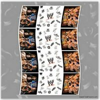 Wrestling Wwf Party Supplies Tablecover Birthday Tablecloth Undertaken Aaa Cena